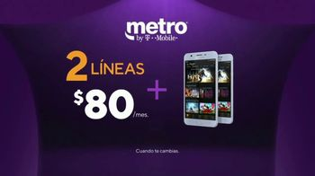 Metro by T-Mobile TV Spot, 'La mejor oferta en Wireless' canción de Usher [Spanish] - Thumbnail 8