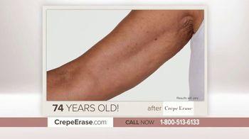 Crepe Erase Advanced TV Spot, 'Aging Skin' - Thumbnail 4