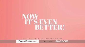 Crepe Erase Advanced TV Spot, 'Aging Skin' - Thumbnail 6
