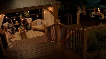 Trex TV Spot, 'Fire Pit' - Thumbnail 7