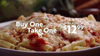 Olive Garden Buy One Take One TV Spot, 'Two Nights of Favorites: Shrimp' - Thumbnail 3