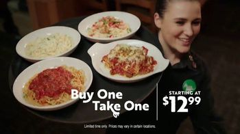 Olive Garden Buy One Take One TV Spot, 'Two Nights of Favorites: Shrimp' - Thumbnail 9
