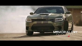 Dodge Memorial Day Sales Event TV Spot, 'Powerful Vehicles' [T2] - Thumbnail 3