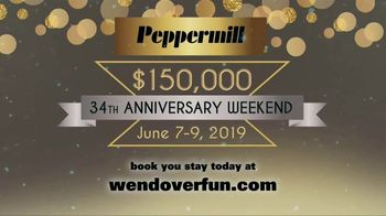 Peppermill Resort Spa Casino 34th Anniversary Weekend TV Spot, 'Don't Want to Miss' - Thumbnail 4