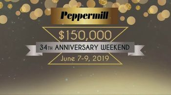 Peppermill Resort Spa Casino 34th Anniversary Weekend TV Spot, 'Don't Want to Miss' - Thumbnail 1