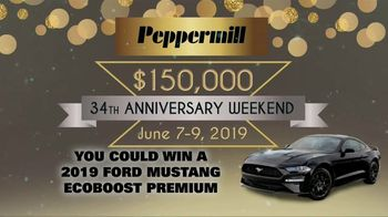 Peppermill Resort Spa Casino 34th Anniversary Weekend TV Spot, 'Don't Want to Miss' - Thumbnail 3