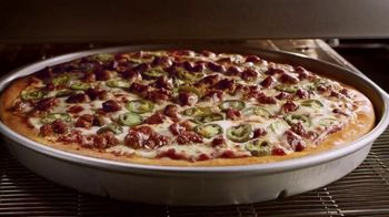 Pizza Hut Original Pan Pizza TV Spot, 'Officially Joined the Pizza Party' - Thumbnail 1