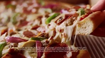 Pizza Hut Original Pan Pizza TV Spot, 'Officially Joined the Pizza Party' - Thumbnail 5