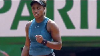 Rolex TV Spot, '2019 Roland Garros' - 120 commercial airings