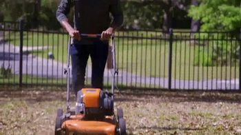 Scotts Turf Builder Thick'r Lawn TV Spot, 'HGTV: Spring Spruce Up'