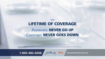 John Hancock Final Expense Life Insurance TV Spot, 'No More Questions: $11.60 Per Month' - Thumbnail 5