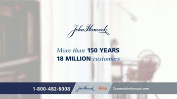 John Hancock Final Expense Life Insurance TV Spot, 'No More Questions: $11.60 Per Month' - Thumbnail 6