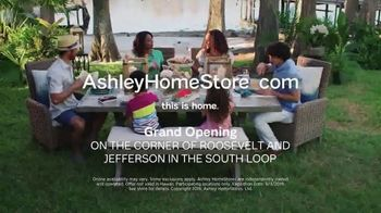 Ashley HomeStore Memorial Day Sale TV Spot, 'Extended: 30 Percent' Song by Midnight Riot - Thumbnail 8