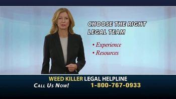 Weed Killer Legal Helpline TV Spot, 'Landmark Verdicts' - Thumbnail 8