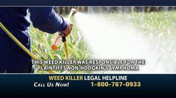 Weed Killer Legal Helpline TV Spot, 'Landmark Verdicts'