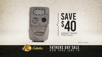 Bass Pro Shops Father's Day Sale TV Spot, 'Game Cameras & GPS Units' - Thumbnail 5
