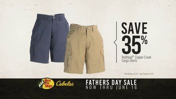 Bass Pro Shops Father's Day Sale TV Spot, 'Flag Tees, Caps & Cargo Short' - Thumbnail 6