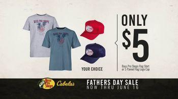 Bass Pro Shops Father's Day Sale TV Spot, 'Flag Tees, Caps & Cargo Short' - Thumbnail 5