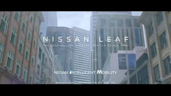Nissan Leaf TV Spot, 'Freedom to Move' Featuring Roberta Mancino [T1] - Thumbnail 9