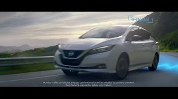 Nissan Leaf TV Spot, 'Freedom to Move' Featuring Roberta Mancino [T1] - Thumbnail 3