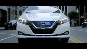 Nissan Leaf TV Spot, 'Freedom to Move' Featuring Roberta Mancino [T1] - Thumbnail 8