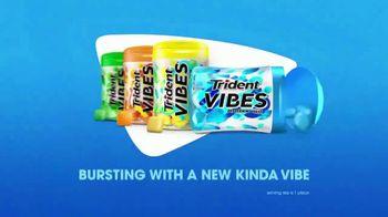 Trident Vibes Peppermint Wave TV Spot, 'Pop' - Thumbnail 10