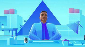 Trident Vibes Peppermint Wave TV Spot, 'Pop' - Thumbnail 4