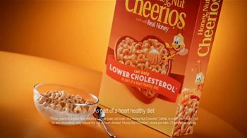 Honey Nut Cheerios TV Spot, 'Heart' - Thumbnail 8