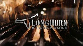 Longhorn Steakhouse Grill Master Favorites TV Spot, 'Consider It Research' - Thumbnail 1