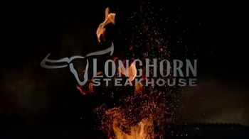 Longhorn Steakhouse Grill Master Favorites TV Spot, 'Consider It Research' - Thumbnail 10