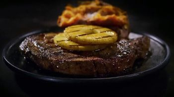 Longhorn Steakhouse Grill Master Favorites TV Spot, 'Consider It Research' - Thumbnail 4