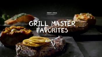 Longhorn Steakhouse Grill Master Favorites TV Spot, 'Consider It Research'