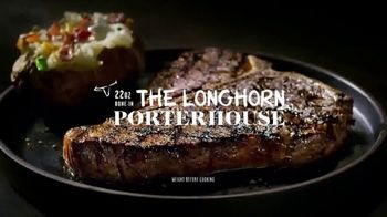 Longhorn Steakhouse Grill Master Favorites TV Spot, 'Consider It Research' - Thumbnail 6