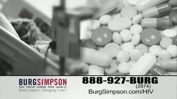 Burg Simpson TV Spot, 'HIV Drugs' - Thumbnail 1