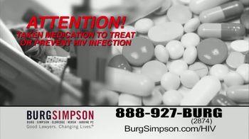 Burg Simpson TV Spot, 'HIV Drugs' - Thumbnail 2