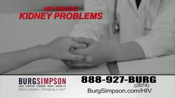 Burg Simpson TV Spot, 'HIV Drugs' - Thumbnail 4