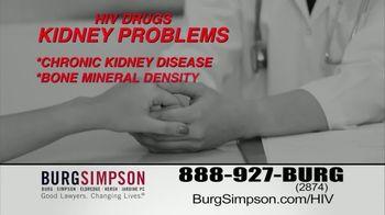 Burg Simpson TV Spot, 'HIV Drugs' - Thumbnail 5