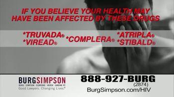 Burg Simpson TV Spot, 'HIV Drugs' - Thumbnail 7