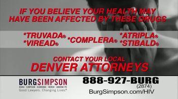 Burg Simpson TV Spot, 'HIV Drugs' - Thumbnail 8