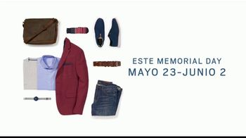 Men's Wearhouse Evento de Grandes Ofertas TV Spot, 'Eres importante' [Spanish] - Thumbnail 2