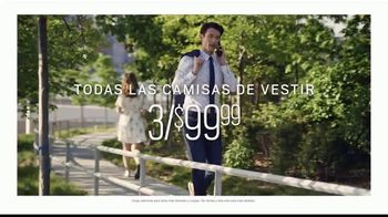 Men's Wearhouse Evento de Grandes Ofertas TV Spot, 'Eres importante' [Spanish] - Thumbnail 4