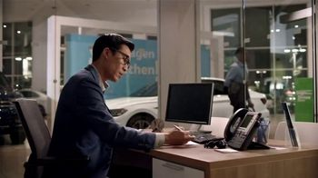 Volkswagen Sign Then Drive Event TV Spot, 'Happy' [T2]