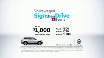Volkswagen Sign Then Drive Event TV Spot, 'Happy' [T2] - Thumbnail 7