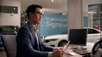 Volkswagen Sign Then Drive Event TV Spot, 'Happy' [T2] - Thumbnail 6
