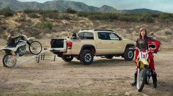 Toyota Summer Starts Here TV Spot, 'Activities' [T2] - Thumbnail 5
