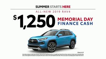 Toyota Summer Starts Here TV Spot, 'Activities' [T2] - Thumbnail 7