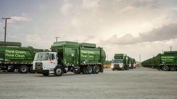 Waste Management TV Spot, 'Legends of the Green: Robo-Shot' - Thumbnail 6