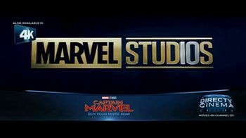 DIRECTV Cinema TV Spot, 'Captain Marvel' - Thumbnail 1
