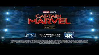DIRECTV Cinema TV Spot, 'Captain Marvel' - Thumbnail 9