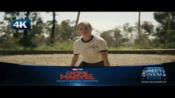 DIRECTV Cinema TV Spot, 'Captain Marvel' - Thumbnail 3